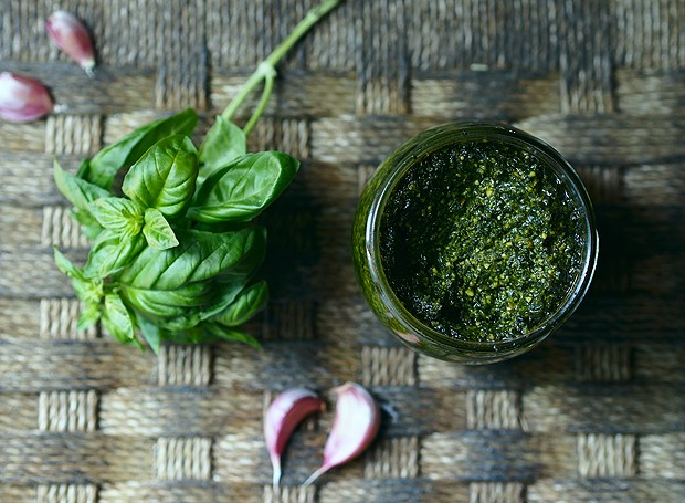 Pesto (Foto: ThinkStockPhotos)