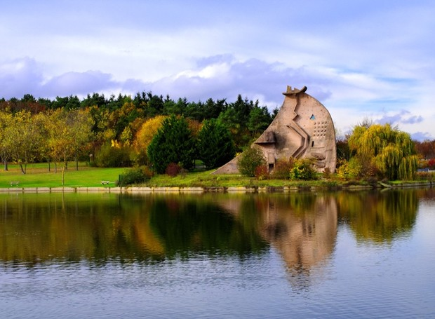 Playground La Dame Du Lac (Foto: tongeron91/Flickr)