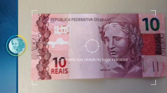 Dinheiro Brasileiro é um aplicativo do Banco Central para Android e iOS capaz de identificar notas pela câmera (Foto: Divulgação/App Store)