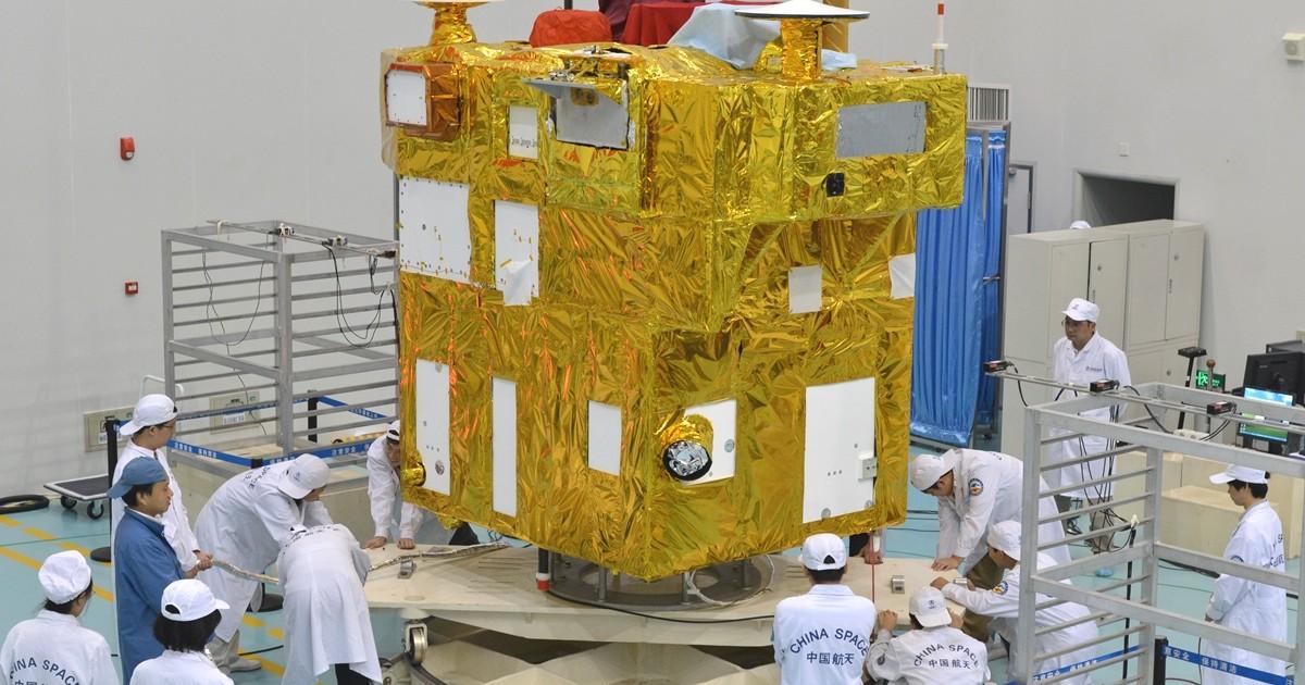 Brasil e China fazem últimos ajustes para lançamento do satélite ... - Globo.com