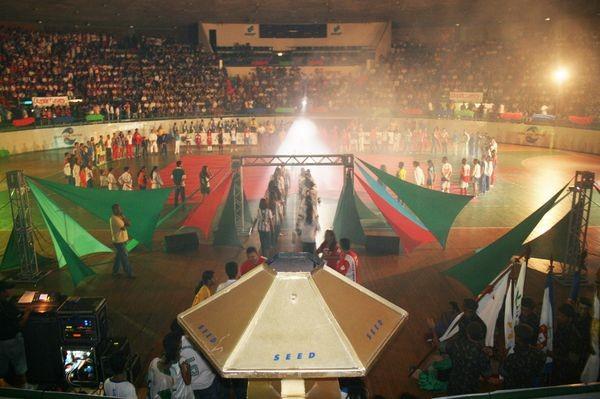 Jogos Escolares TV Sergipe (Foto: TV Sergipe/Divulgação)