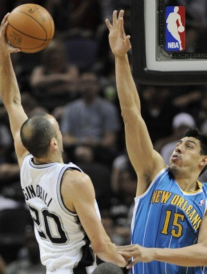 Manu Ginobili, San Antonio Spurs (Foto: AP)