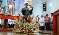 Unidas por santo, municípios mineiro e tcheco se tornam 'cidades irmãs' (Fellype Alberto/Divulgação)