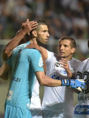 Vanderlei Santos Atlético-MG (Foto: André Yanckous / Estadão Conteúdo)