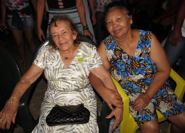 Zefinha Nunes e Carmô de Souza