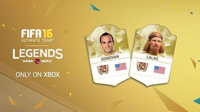 Fifa 16: EA anuncia dois novos jogadores Legends (Foto: Divulgação/EA Sports)