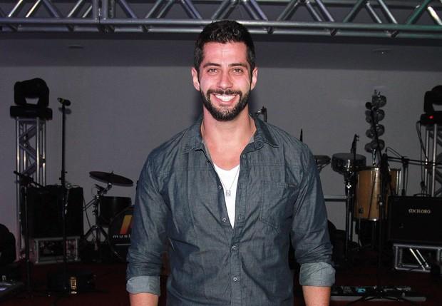 Ex-BBB Marcelo Zagonel (Foto: Celso Tavares / EGO)