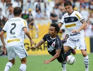 Bolivar, Vasco x Botafogo (Foto: Celso Pupo/Agência Estado)