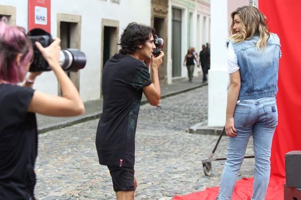 Sasha (Foto: Yuri Sardenberg e Aninha Monteiro)