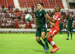 CRB x Goiás rei pelé (Foto: Ailton Cruz/Gazeta de Alagoas)