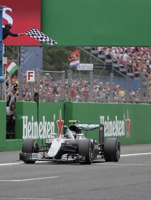Nico Rosberg, Monza 2016