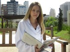 'Parece que morri na praia', diz estudante de medicina sem Fies