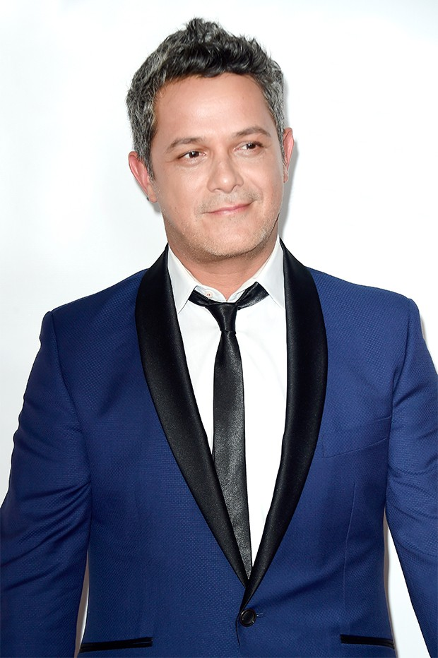 Alejandro Sanz (Foto:  Frazer Harrison/Getty Images)