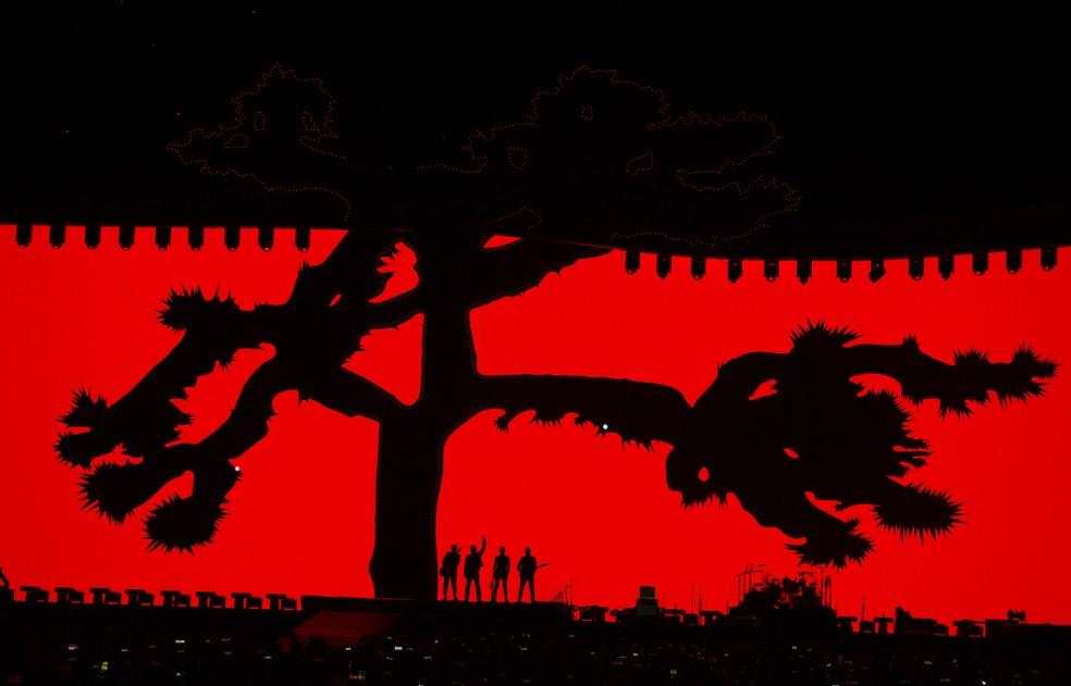 U2 anuncia show no Brasil (Foto: Divulgação)