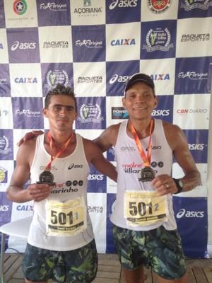 Sidnei Mendanha e Cleiser Santos Volta à Ilha (Foto: Divulgação)