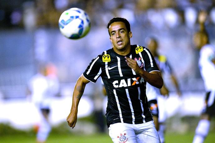 Jadson, Vasco X Corinthians (Foto: Alexandre Loureiro / Getty)