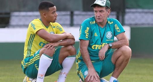linha direta (Fabio Menotti/Ag Palmeiras/Divulgação)
