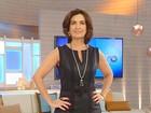 Fátima Bernardes sobre susto após festa: 'Cheguei de pijama à emergência'