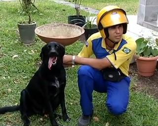 Alessandro e Cartola são amigos de longa data (Foto: Reprodução Rio Sul Revista)