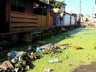 Com vazante do rio, casos de doenças por infecção aumentam em Manaus