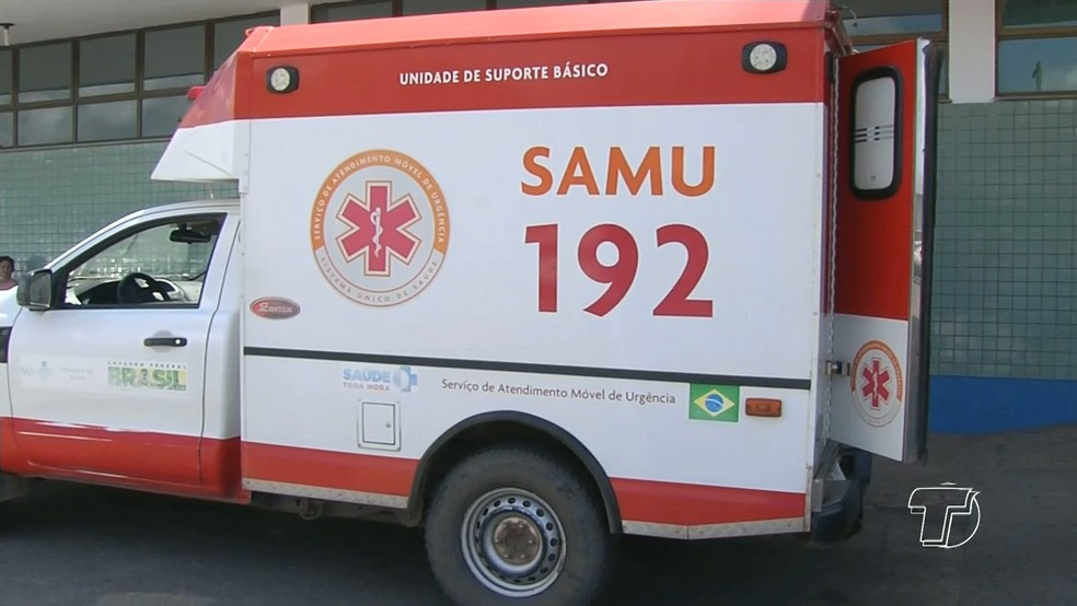 samu operação verão (Foto: Reprodução/ TV Tapajós)