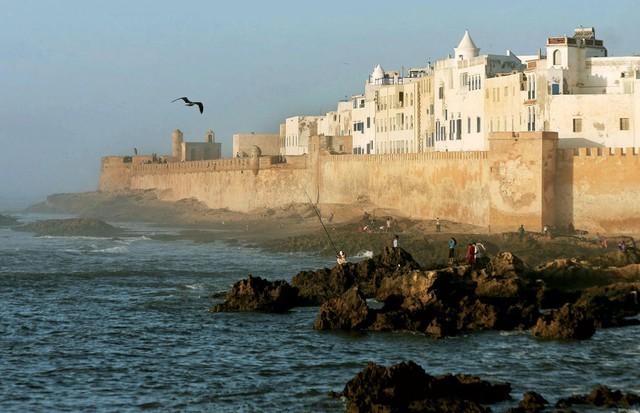 Agadir, a cidade na costa marroquina que promete entrar no circuito dos badalados destinos da temporada (Foto: Divulgação)
