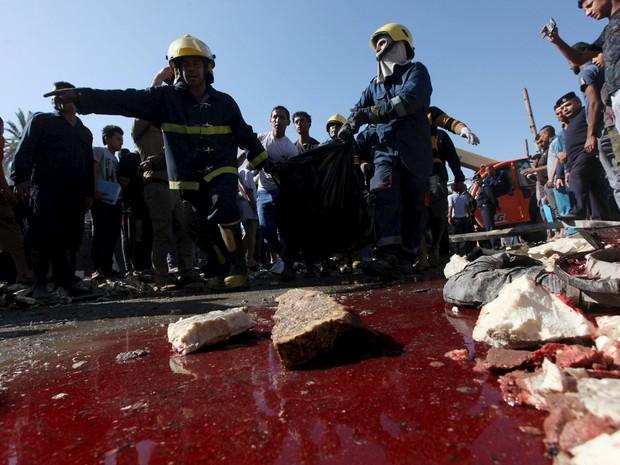 Resultado de imagem para atentado bomba iraque