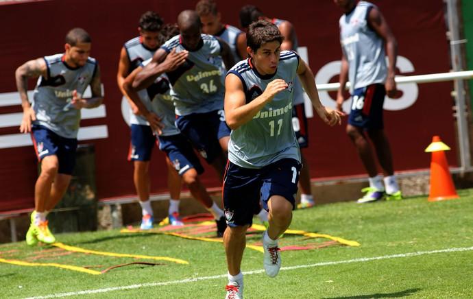 Conca fluminense treino (Foto: Nelson Perez / Fluminense FC)