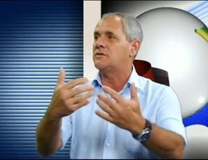 Rui de Rosis (Foto: Reprodução / TV Tribuna)