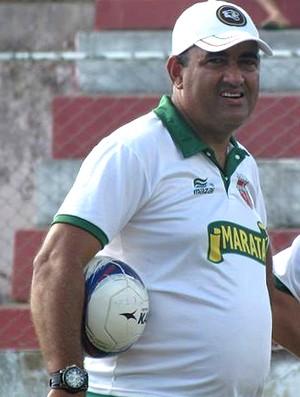 Elenilson, Guidon, Lagarto, treino (Foto: Divulgação / Lagarto)