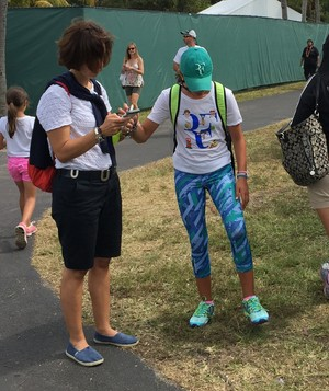 Torcedora camisa Federer (Foto: Thiago Quintella)
