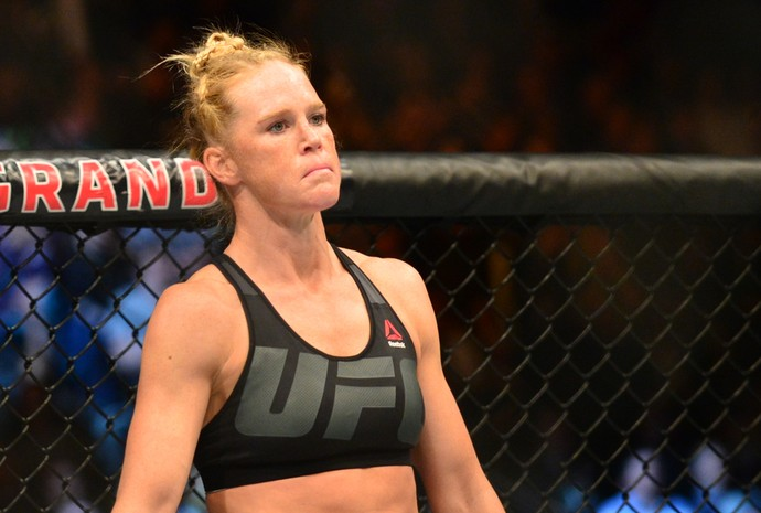 Holly Holm UFC 196 (Foto: Jason Silva)