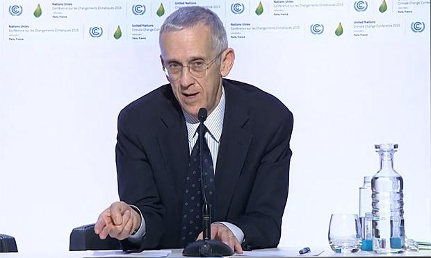 Todd Stern (Foto: UNFCCC/Reprodução)