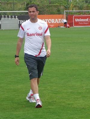 Osmar Loss técnico Inter (Foto: Tomás Hammes / GLOBOESPORTE.COM)