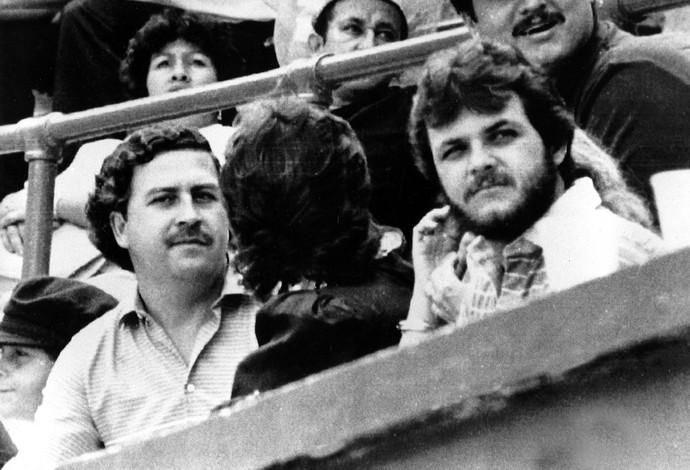 Pablo Escobar, México (Foto: Agência AP )