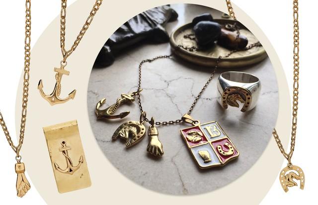 """Peças da coleção """"Superstition"""" (Foto: Arte Vogue Online)"""
