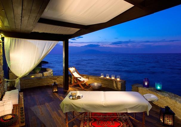 Grécia: já imaginou você e o love nesse paraíso? (Foto: Reprodução)