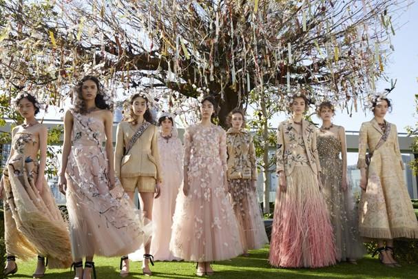 Dior em Tóquio (Foto: Divulgação)