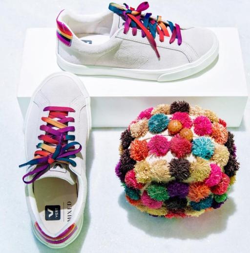 She Comes In Colors, fruto da parceria entre Mixed e Vert (Foto: Divulgação)