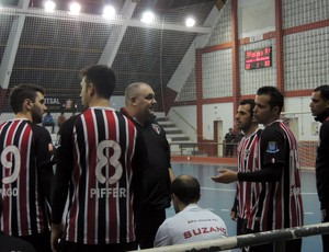 São Paulo/ Suzano Araçariguama Liga Paulista  (Foto: Thiago Fidelix)