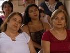 Moradores fazem treinamento para agentes comunitários em Palmas