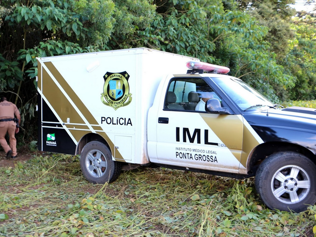 Corpos foram encontrados nas proximidades da Represa dos Alagados (Foto: Paulo Silva/RS Polícia)