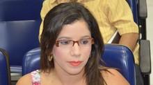 Tirzah Braga (Foto: João Áquila/GLOBOESPORTE.COM)