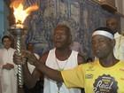 Símbolo da luta pela independência, pira chega nesta segunda a Salvador