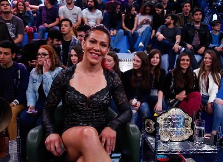 Cris Cyborg revela que nunca pensou em ser lutadora