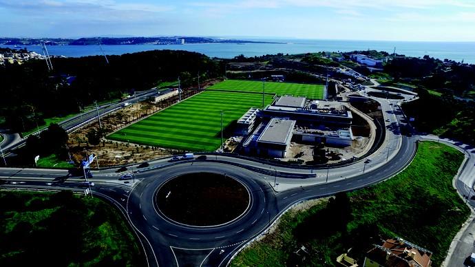 Cidade do Futebol da seleção portuguesa (Foto: FPF)