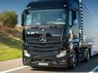 Montadora alemã testa pela 1ª vez caminhão-robô no trânsito