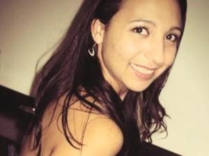 Cristhielem Kruger Pomin está desaparecida desde o dia 2 de fevereiro, diz família (Foto: Arquivo Pessoal)
