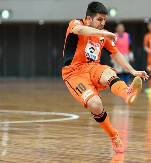 futsal no japão (Reprodução/Facebook)