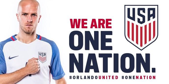 Michael Bradley Uma Nação Estados Unidos (Foto: Reprodução / Site Oficial)